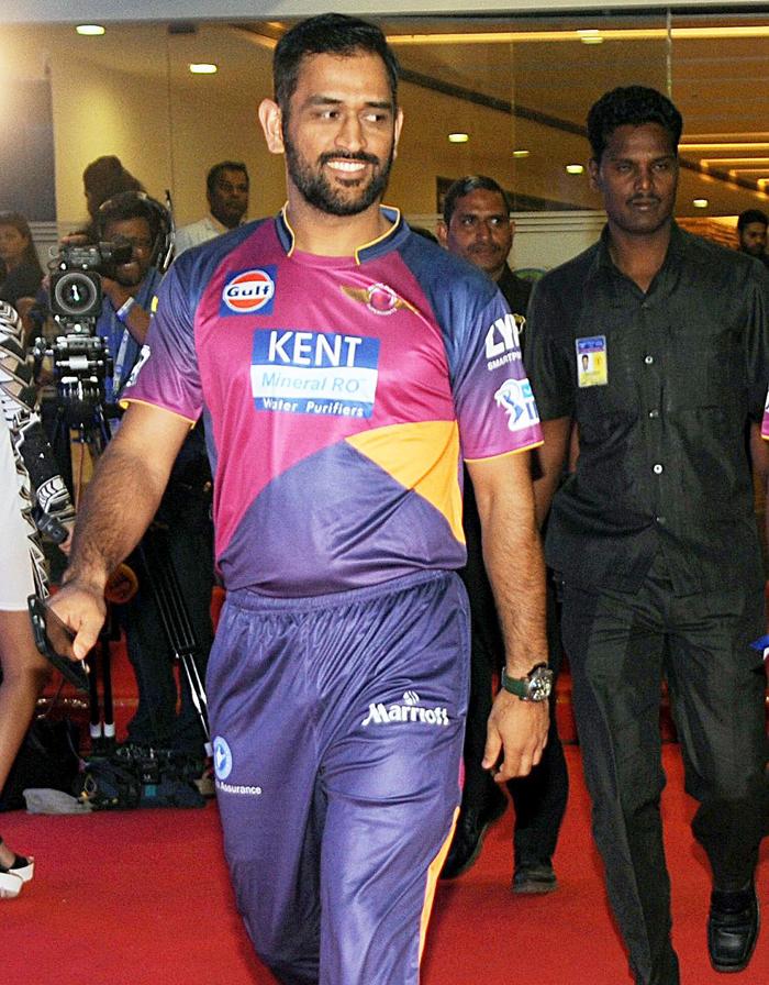 Dhoni Pune Rising