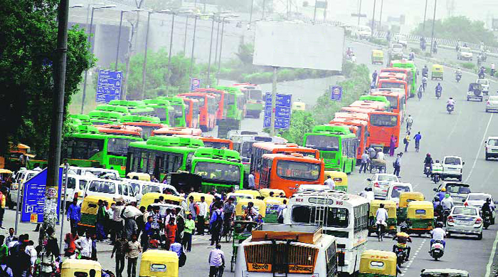 Ahead Of Odd-Even, Dtc Faces 400 Breakdowns A Day