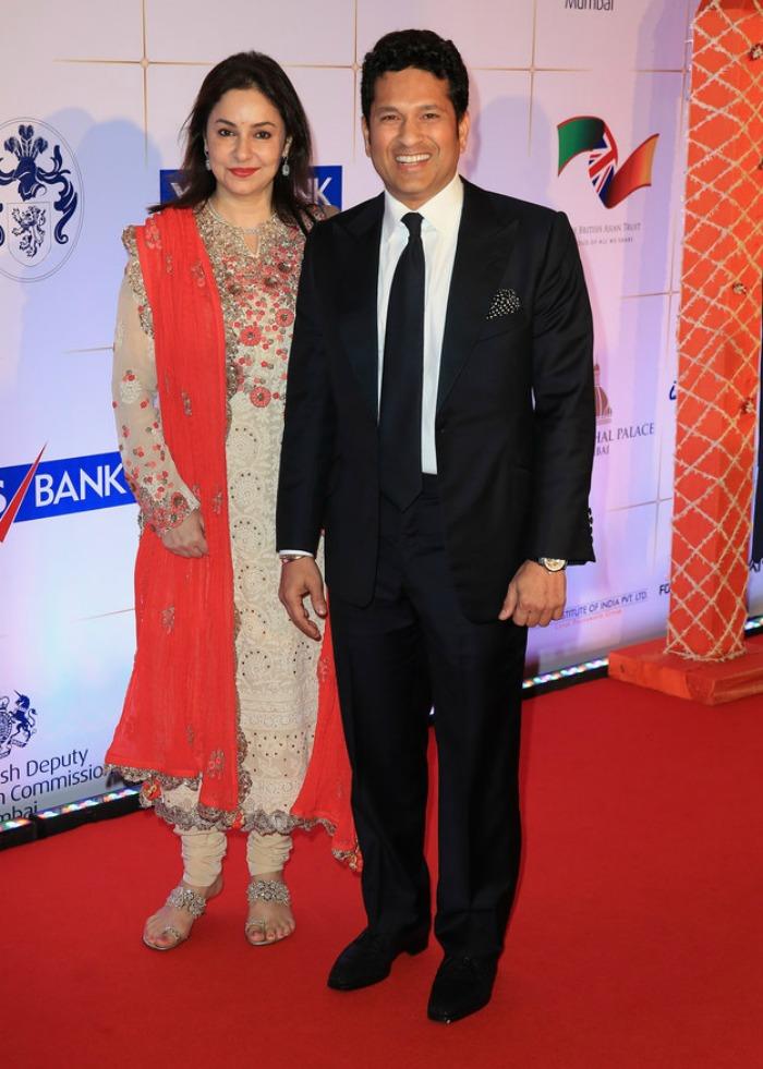 Sachin and Anjali