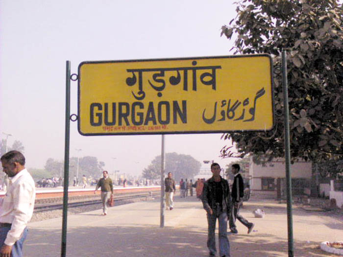 Haryana Renames Gurgaon As Gurugram, Mewat As Nuh