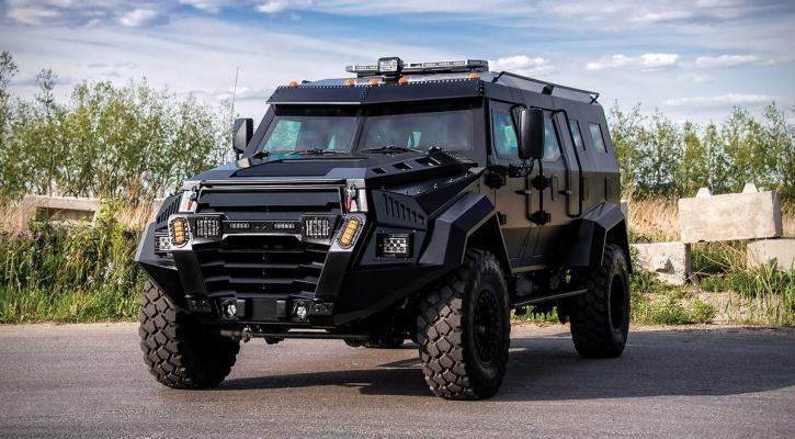 Armoured Cars