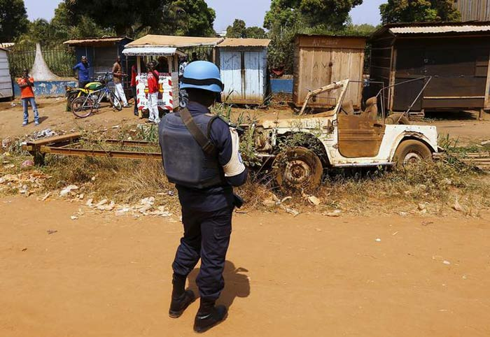International Peacekeepers 'Forced Central African Republic Girls Into Sex With Dog'
