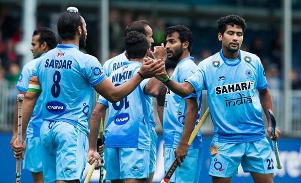 India hockey team