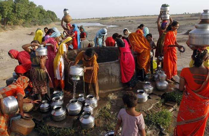 In This Gujarat Village, Dalits Are Still Barred From Collecting Water From The Same Well As Upper Caste