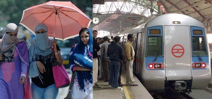 Delhi Metro To Ban Masks, Mufflers To Increase Security