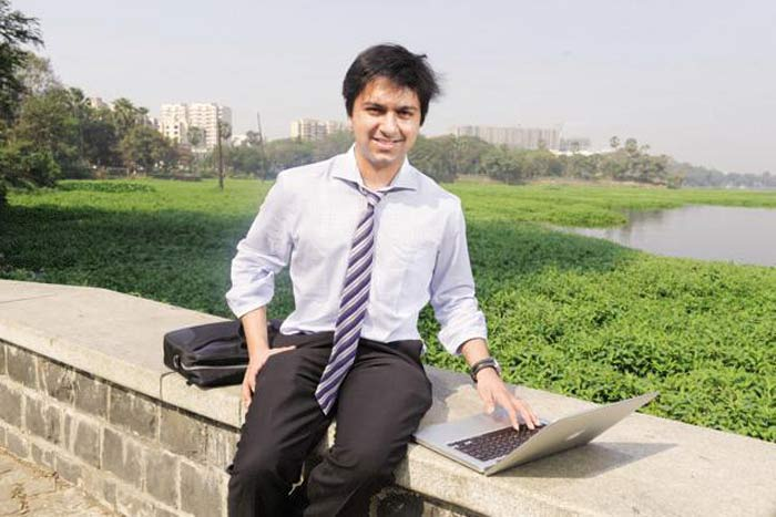 Meet Saket Modi, The Man Who Is Helping Reserve Bank To Keep Your Money Transactgions Safe