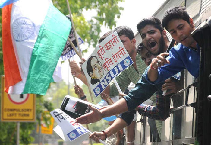 At divided NIT, students bond over cricket
