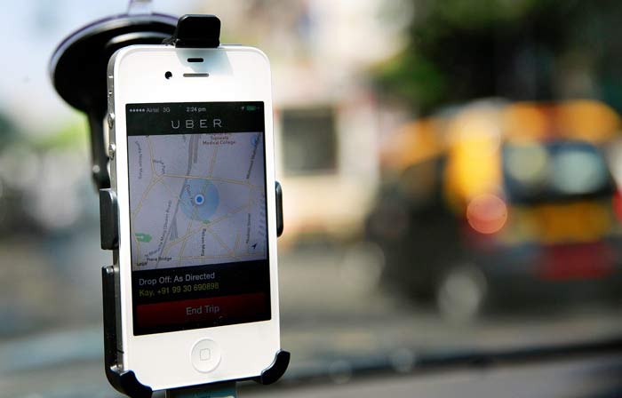 Hours later, Uber agreed to suspend surge pricing in Delhi!