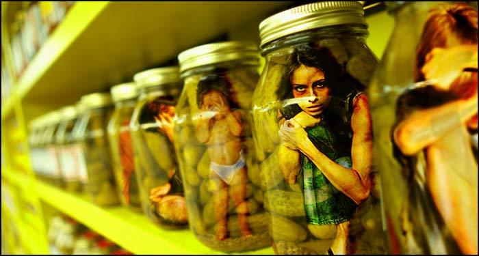 girls trafficking in India