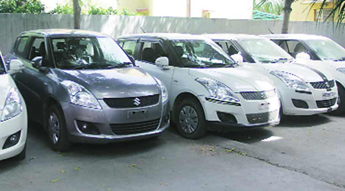 Delhi Is Turning Out To Be The City Of Stolen Cars, One Vehicle Goes Missing Every 13 Minutes