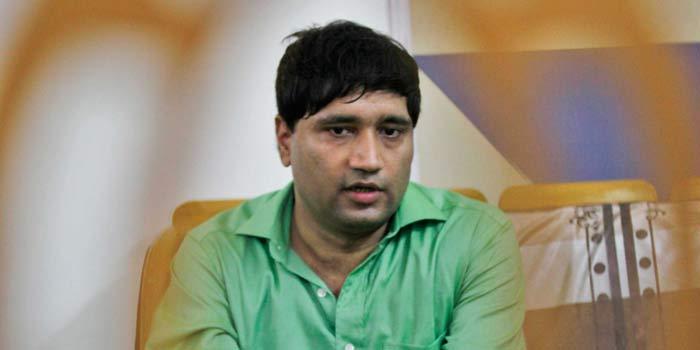 IFS Officer Sanjiv Chaturvedi