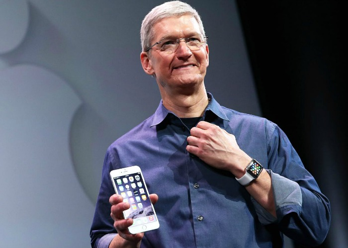 5 things Apple CEO Tim Cook said about India