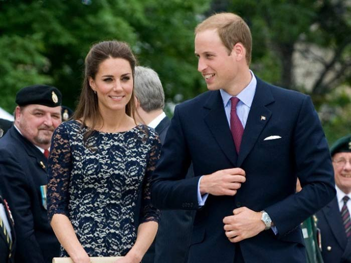 DNA Testing Finds That Prince William Is 1/256th Gujarati