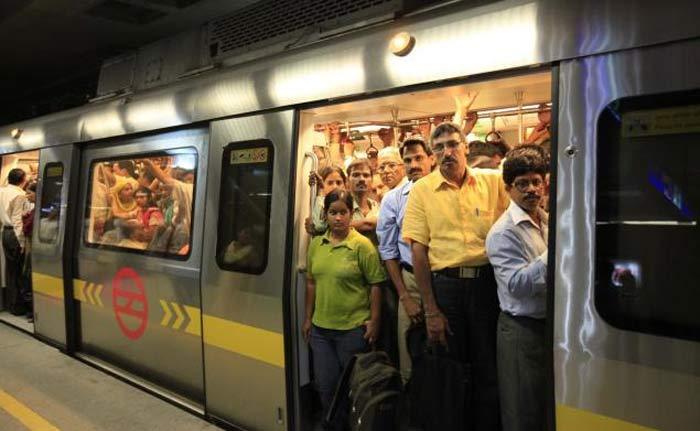 Delhi Metro To Ban Masks