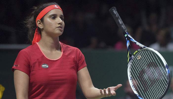 Strong is sexy, says Sania Mirza