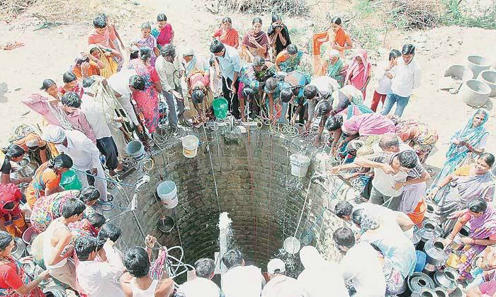 In Drought-Hit Latur, Wells Are Drying Up, First Time In Nearly A Century