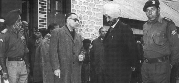 Meet The Master Spy Who Is The Founding Father Of Indian Intelligence Agency 'RAW'