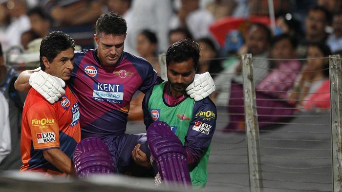 KP injured