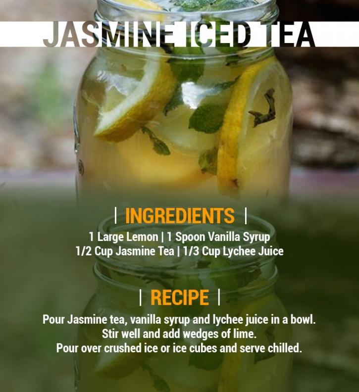 jasmine ice tea