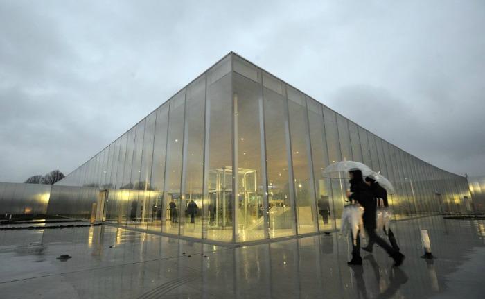 Le Louvre Lens Museum