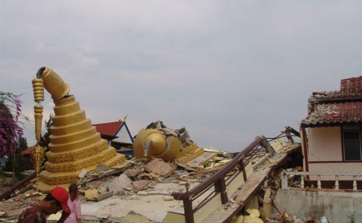Earthquake Myanmar