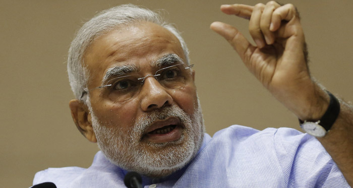 Modi Lashes Out At Mallya At #StandUpIndia Event