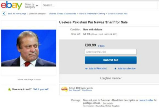 Nawaz Sharif Is Useless