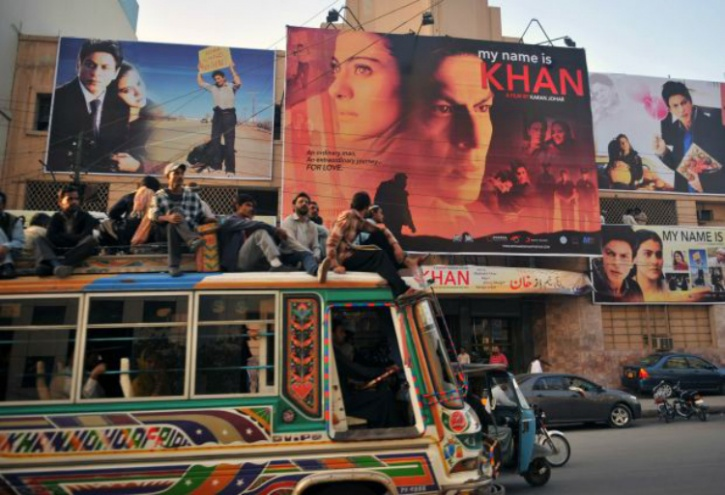 pakistan banned bollywood