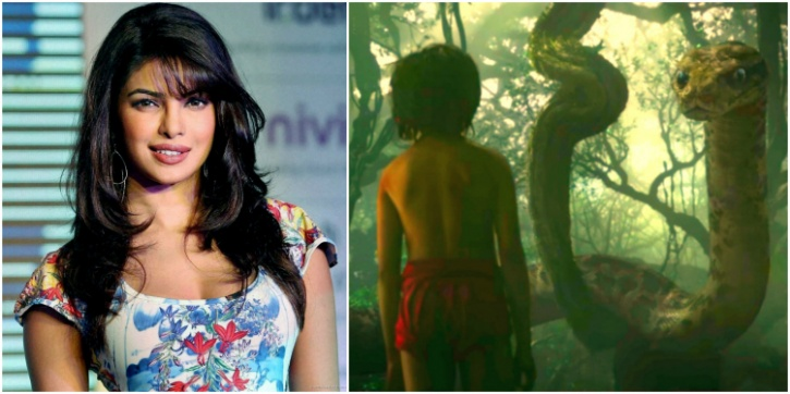 priyanka-the jungle book