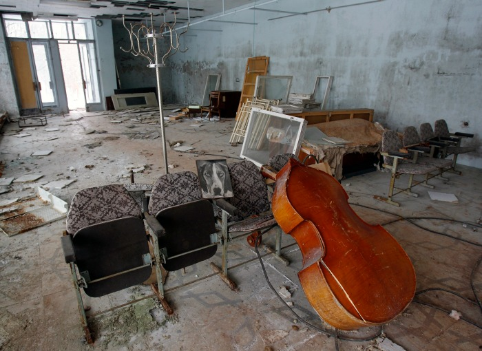 30 Years After Chernobyl, The Scars Are Still Fresh