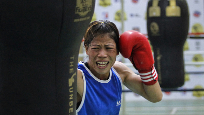 Mother Of 3 Sons, Mary Kom Hopes To Move Heaven And Earth To Get An Olympic Shot