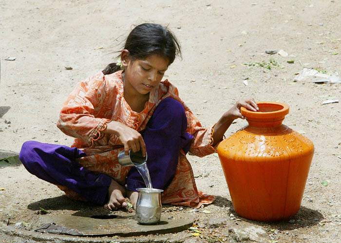 Running Dry! Just 24 Percent Water Left In 91 Key Reservoirs In India