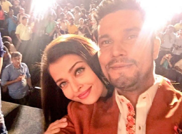 Aishwarya Rai and Randeep Hooda