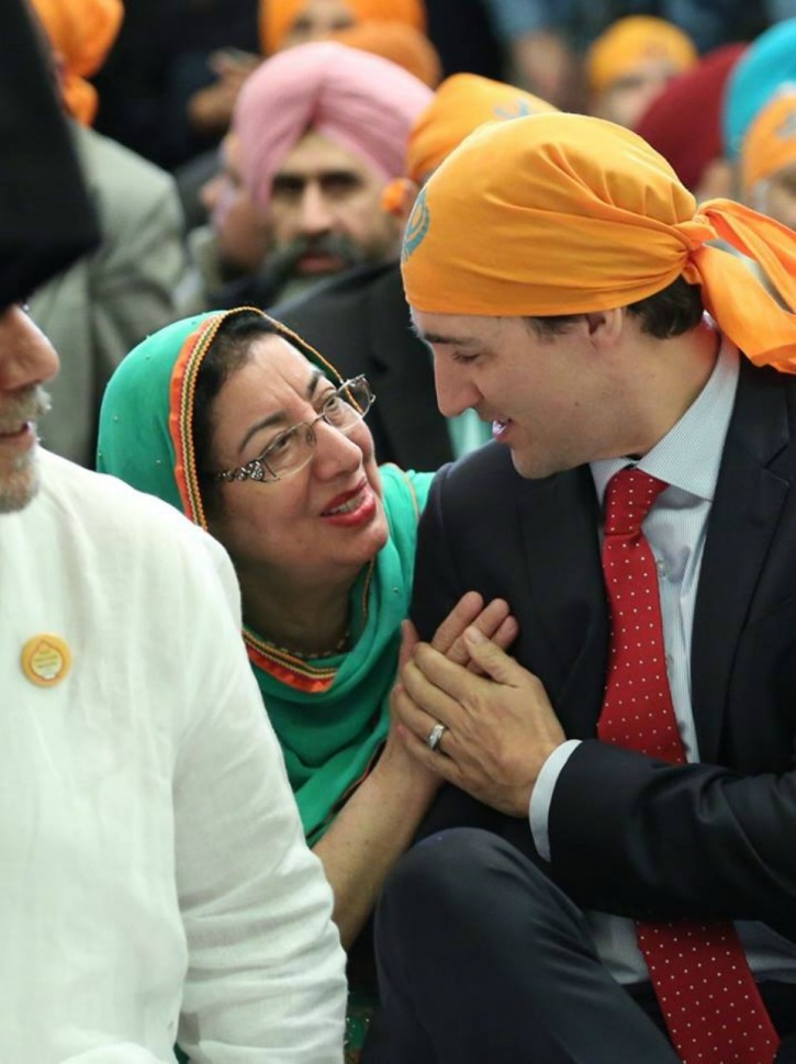 Vaisakhi on the Hill, Canada