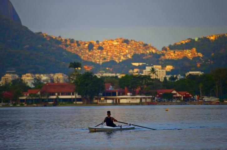 rowing rio brazil olympics