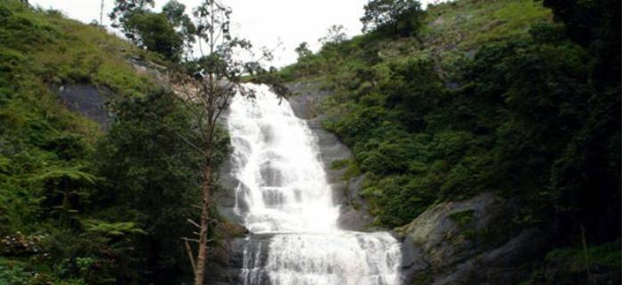 Thaliyar falls