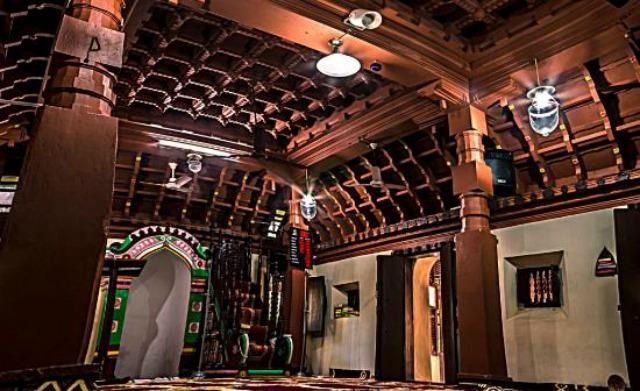 Thazhathangady Juma Masjid