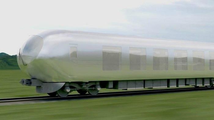 Invisible Train