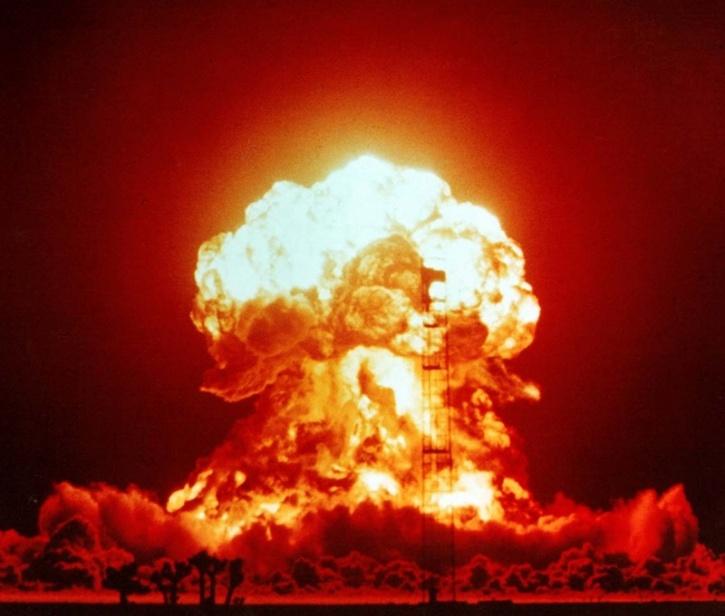 nuke bomb