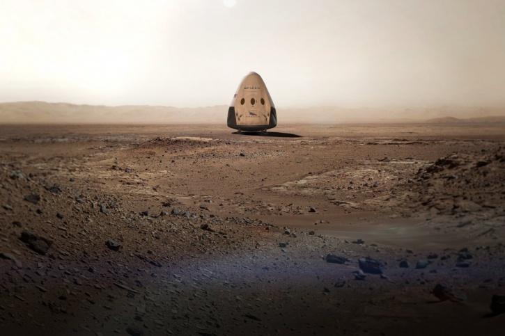 SpaceX Dragon2