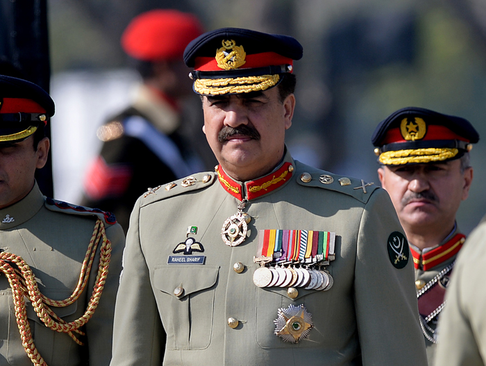 pakistan general raheel sharif