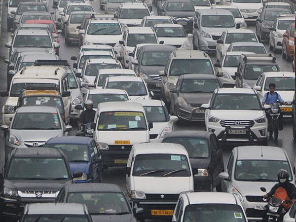 Traffic_Jam_Gurgaon