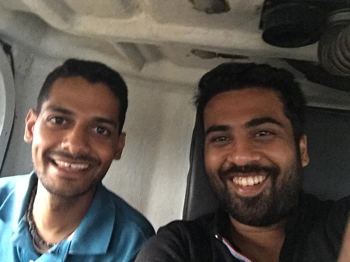 Abhishek and Kabeer