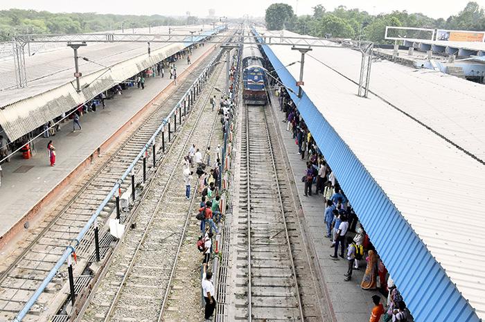 Railway Statiion