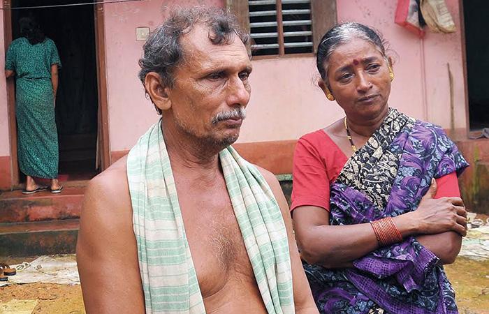 Praveen Poojari Family