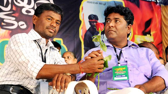 Ahok Mochi with Qutubuddin Ansari