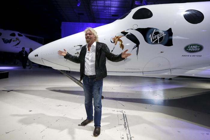 Virgin Group Founder Richard Branson Survives Brutal Bike Crash