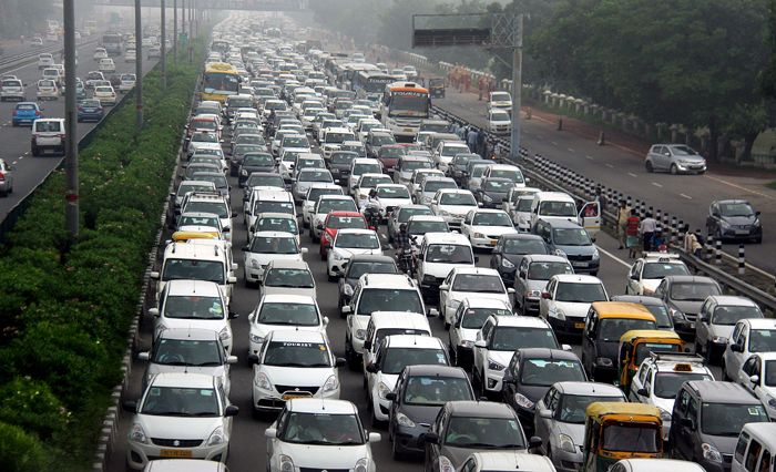 Being Stuck In Traffic Jams May Increase Cancer Risk