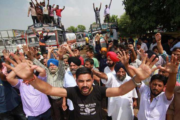 After 270 Oil Tankers Destroyed By Kashmiris, J&K