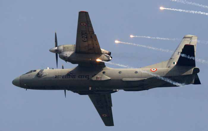 The Undersea For Missing IAF Flight AN 32 Is Turning Out To Be Hopeless